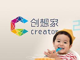 深圳创想家LOGO设计