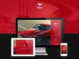 Mustang Web Design