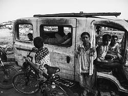 印度的黑白故事