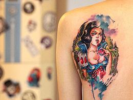 白雪公主纹身