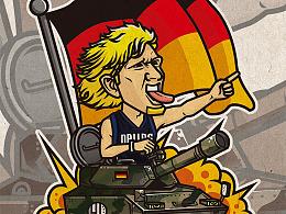 德国战车-诺维茨基