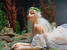 【物游|原创】人形作品《无题·一》