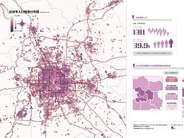 北京的人口密度_抽样调查显示北京人户分离户籍人口超200万