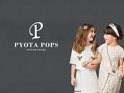【PYOTA POPS】童装品牌LOGO创意设计案例分享