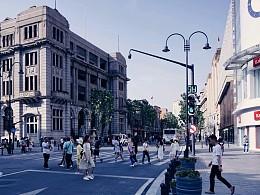武汉街拍——江汉路