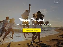 一个内部奖励网站