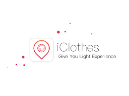 iClothes app design