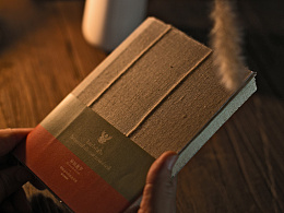 异旅笔记书