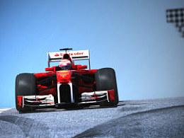 法拉利F150赛车