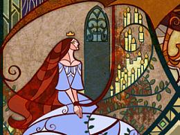 冰與火之歌同人小說《薩莎》插圖