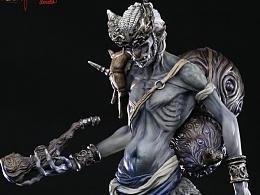 末那x斗战神丨系列手办第13弹《银角大王》