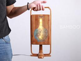 竹语提灯设计