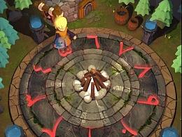 狼人杀游戏场景动效设计