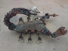 变形金刚——萨克巨蝎
