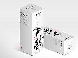 哈尔滨品牌设计师徐佳宁2015年案例-茅台镇古韵恒香酒包装