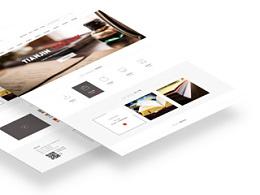 LIBRARY WEB DESIGN