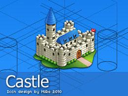 "图标设计""Castle"""