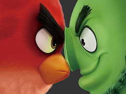 愤怒的小鸟主题icon