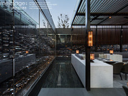 Threeimages/三像摄建筑室内环境摄影户外Bar