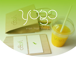 yogo/logo设计/vi设计/餐饮vi