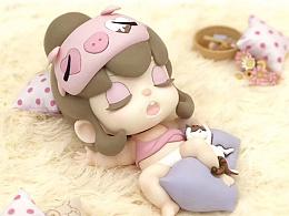 sleepie潮流玩具