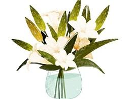 每天送自己一束花