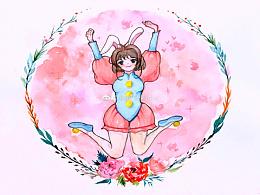 魔卡少女樱  最爱我樱(灬ºωº灬)♡