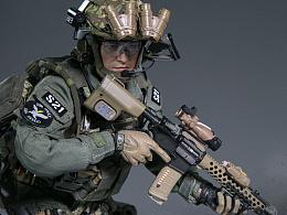 美国圣迭戈 FBI联邦调查局 - SWAT探员