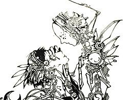 机械人物2