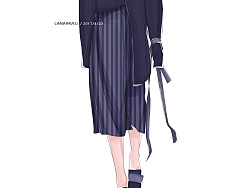 LAMAARA.LI / 17SS 单套女装设计