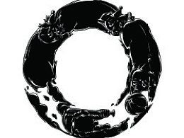 PETA字体设计 小写部分