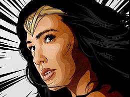 Portraits|Wonder Woman神奇女侠