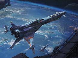 一些太空飞船的设定
