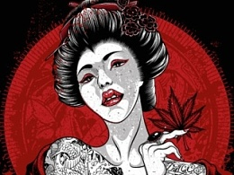 DAGGER Geisha