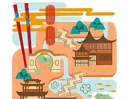 上海印象系列地点插图