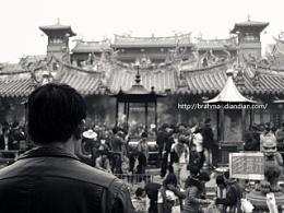 香火——泉州关帝庙