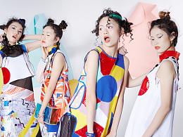 POP波普|广州美术学院大三服装设计