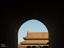 冬日三九的北京