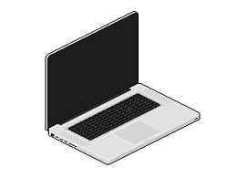每日一练——macbook 像素画