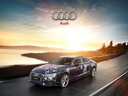 Audi A7&CARTATTOO