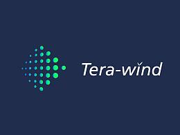 风场系统 logo设计