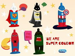 WE ARE AUPER CONDOM!