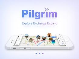 Pilgrim App Design