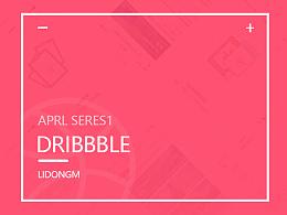 4月之前做的Dribbble合集