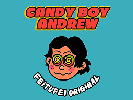 CANDY BOY ANDREW
