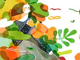 MOMI杂志插图