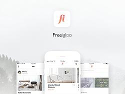 Free igloo by Johara