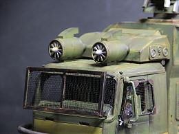 蒸汽工场×模神 | ④49元玩具垃圾车改超酷装甲车