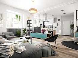 一小户型公寓