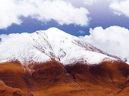 旅游 风景 西藏 海报 大景